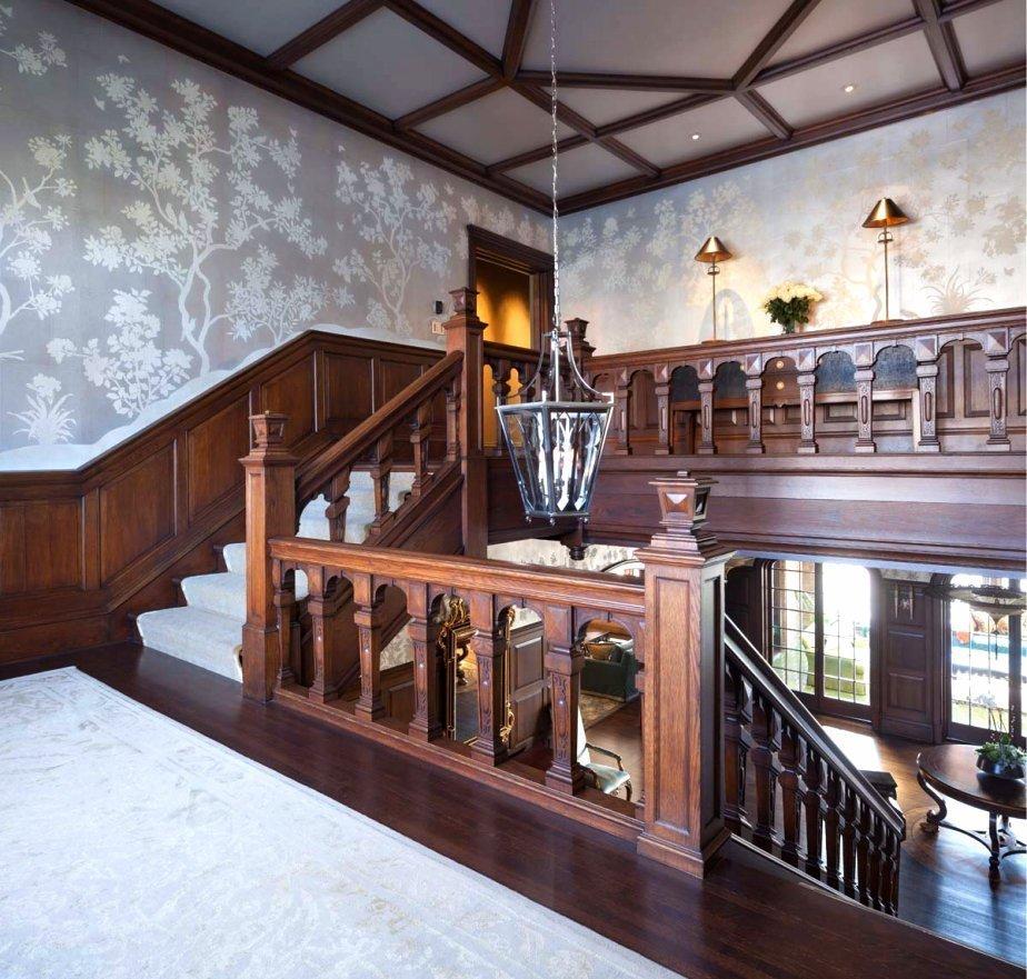 Weyerhaeuser Transformation stairway