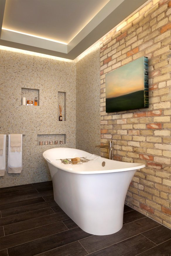 Weyerhaeuser Transformation washroom