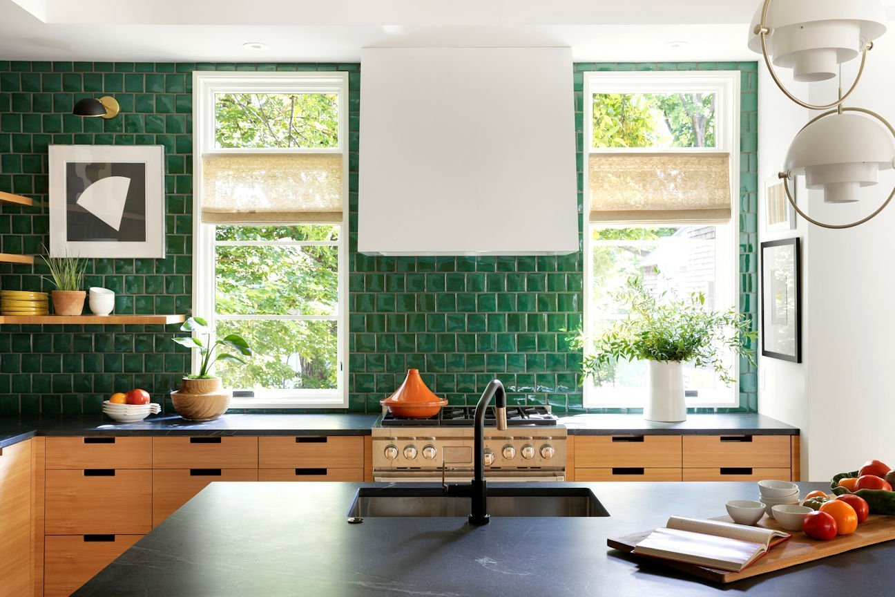 Cape Dutch Modern kitchen