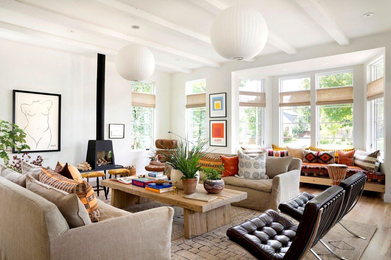 Cape Dutch Modern living room