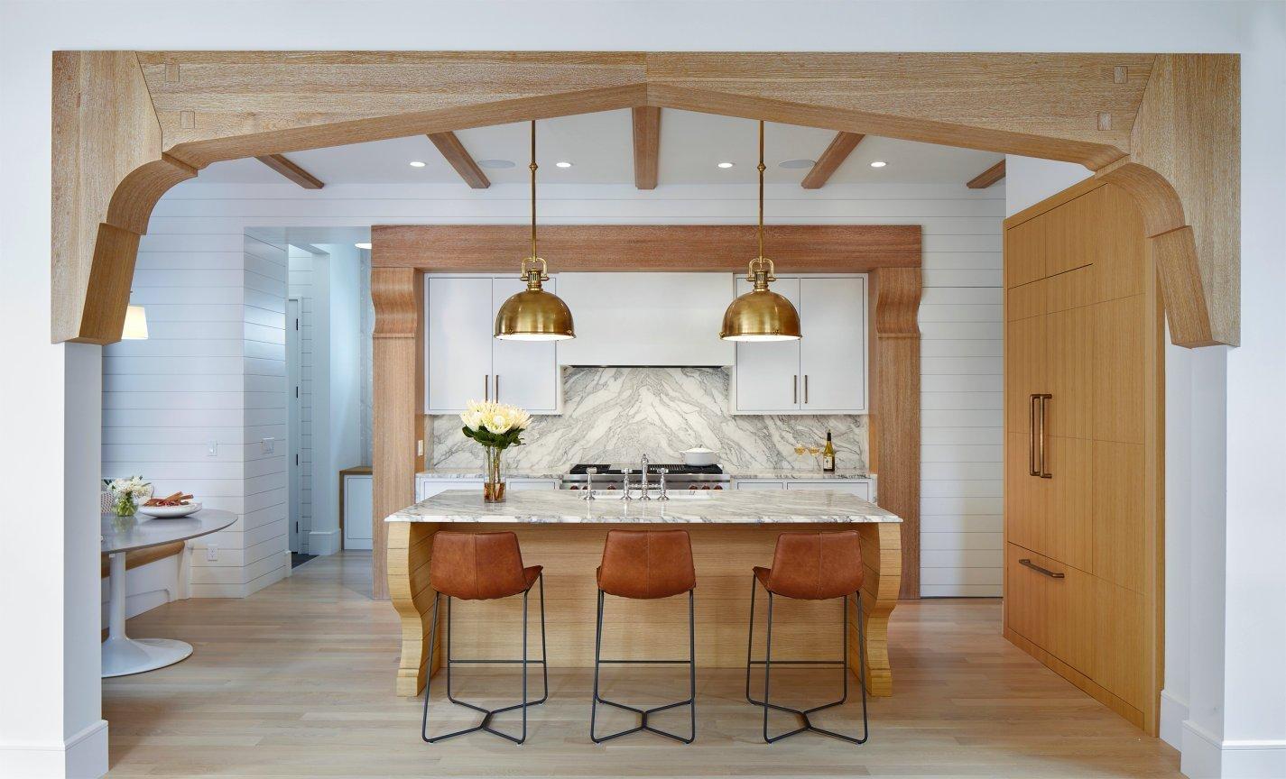 Modern Scottish Cottage kitchen