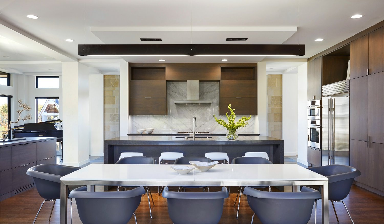 Sioux Falls Modern kitchen
