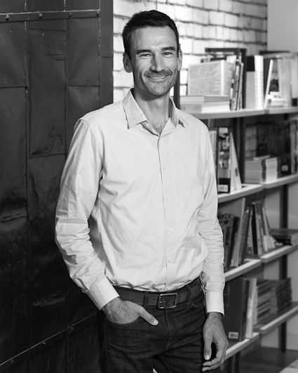 Anthon Ellis of Charlie & Co. Design